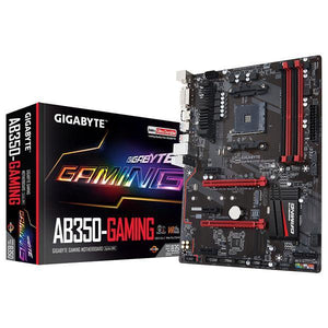 Gaming Motherboard Gigabyte GA-AB350 ATX AM4