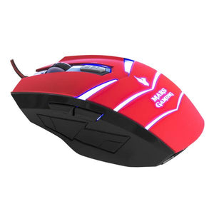 Gaming Mouse Tacens MMVU1 MMVU1 USB Black Red