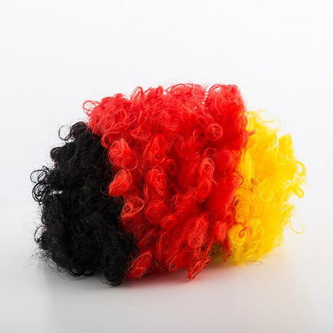 Image of German Flag Afro Wig-Universal Store London™