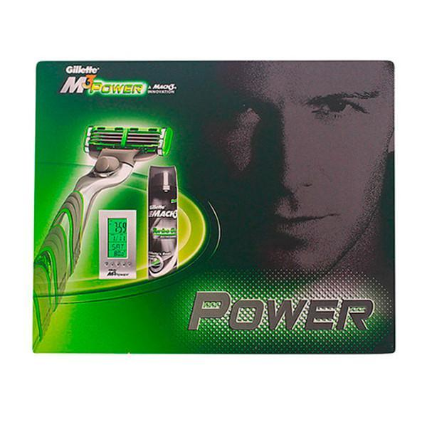 Gillette - M3 POWER LOTE 2 pz-Universal Store London™