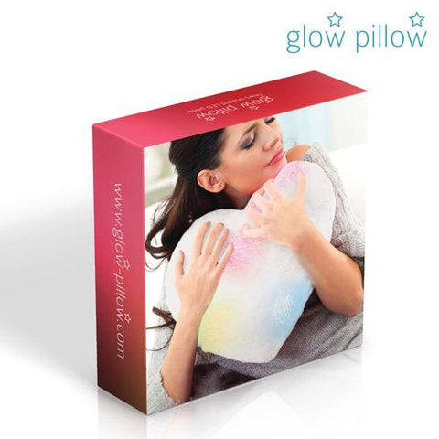 Image of Glow Pillow Heart LED Pillow-Universal Store London™