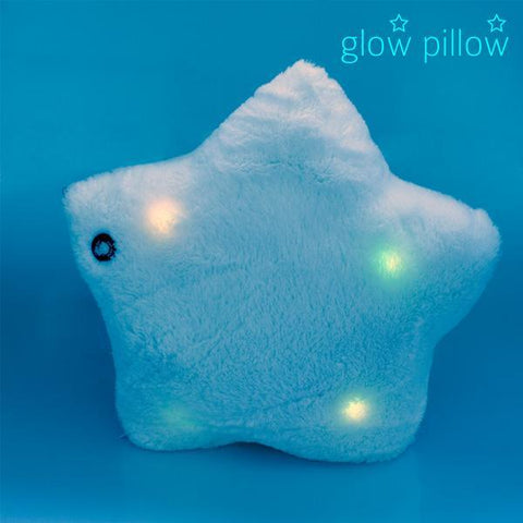 Image of Glow Pillow Star LED Pillow-Universal Store London™