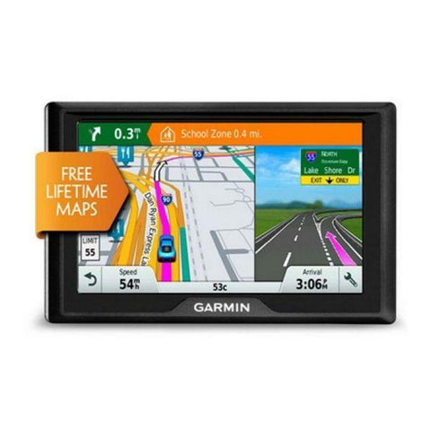 "GPS with Free Maps GARMIN 010-01956-2H 4.3"" 15 Countries-Universal Store London™"