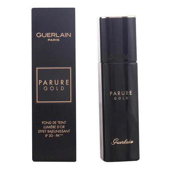 Guerlain - PARURE GOLD fdt fluide 12-rose clair 30 ml-Universal Store London™