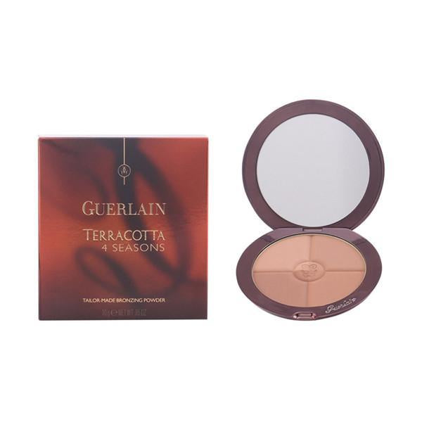 Guerlain - TERRACOTTA 4 SEASONS poudre cpt 03-brunettes 10 gr-Universal Store London™