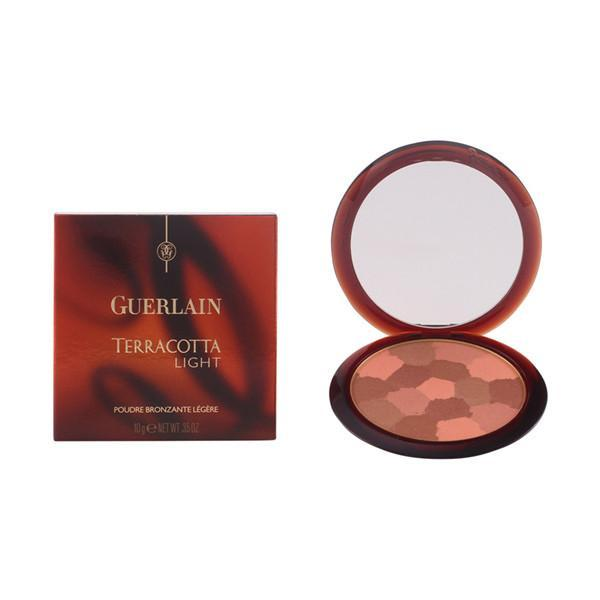 Guerlain - TERRACOTTA LIGHT poudre 05-sun brunette 10 gr-Universal Store London™