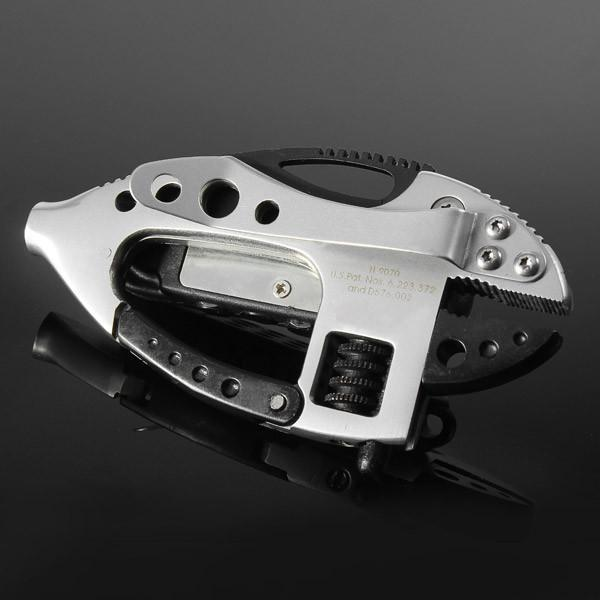 'Guppie' Multifunctional Tool with Mini LED-Universal Store London™