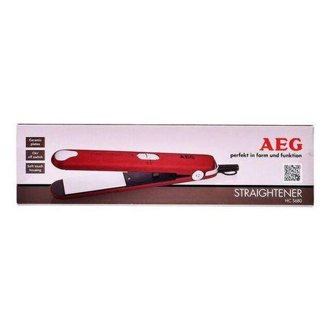Hair Straightener Hc 5680 Aeg-Universal Store London™