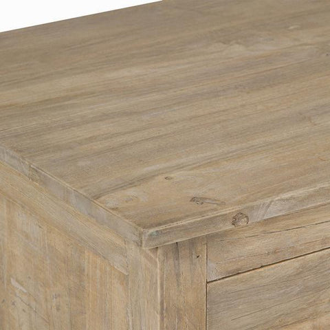 Image of Hallway table with 2 drawers - Pure Life Collection by Craften Wood-Universal Store London™