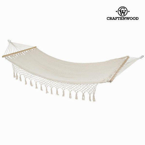 Image of Hammock hanging beige by Craften Wood-Universal Store London™