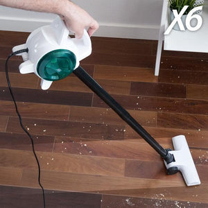 Handy Vacuum X6 0.5 L (400-600W) Hand and Floor Vacuum Cleaner-Universal Store London™