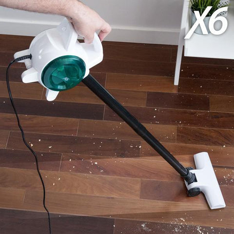 Image of Handy Vacuum X6 0.5 L (400-600W) Hand and Floor Vacuum Cleaner-Universal Store London™