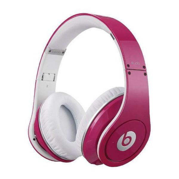 Headphones MONSTER Beats 128742 Pink Headband-Universal Store London™