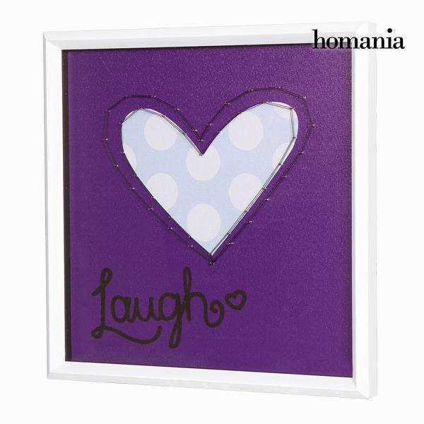 Heart painting by Homania-Universal Store London™