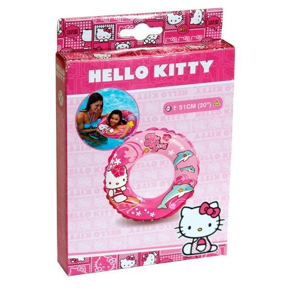 Hello Kitty Inflatable Rubber Ring-Universal Store London™