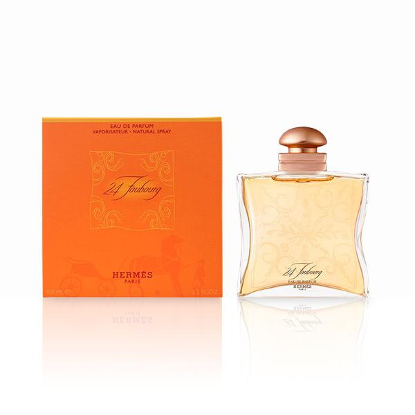 Hermes - 24, FAUBOURG edp vapo 100 ml-Universal Store London™