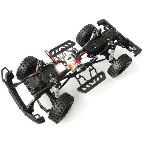 Image of HG P402 1/10 2.4G 4WD Wheel Drive RC Roadster-Universal Store London™