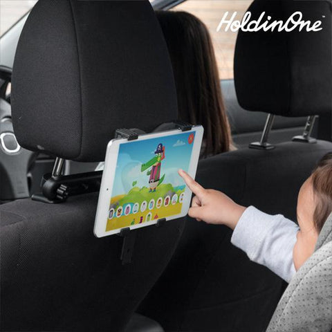 Image of HoldinOne Universal Car Tablet Holder-Universal Store London™