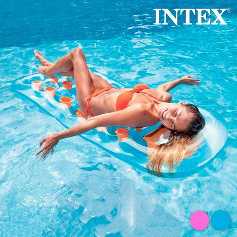 Image of Holes Inflatable Lilo Intex-Universal Store London™