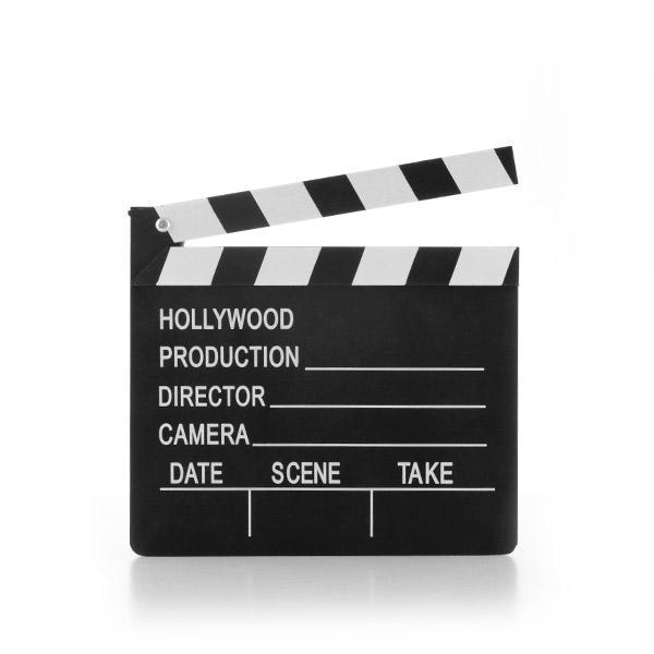 Hollywood Production Gadget and Gifts Clapperboard-Universal Store London™