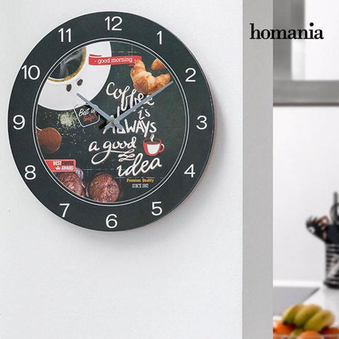 Homania Food Wall Clock-Universal Store London™