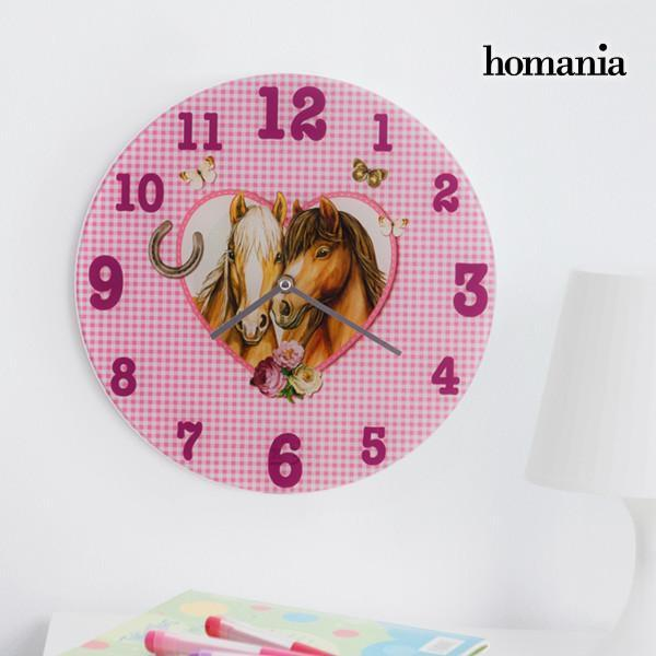 Homania Love Horses Wall Clock-Universal Store London™