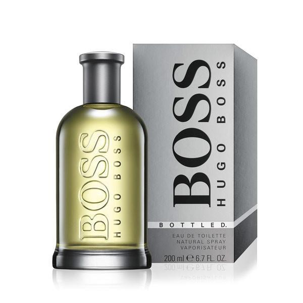 Hugo Boss-boss - BOSS BOTTLED edt vapo 200 ml-Universal Store London™