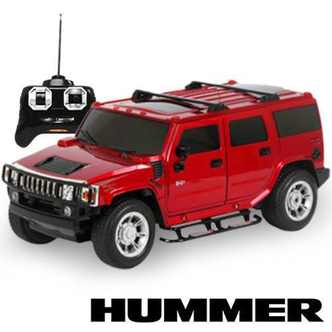 Image of Hummer H2 SUV RC Car-Universal Store London™
