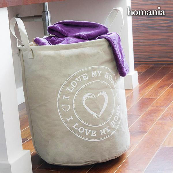 I Love My Home by Homania Laundry Bag-Universal Store London™