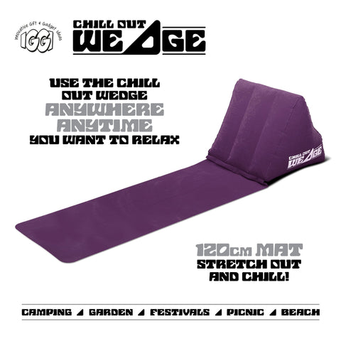 Image of IGGI Chill Out Wedge-Universal Store London™