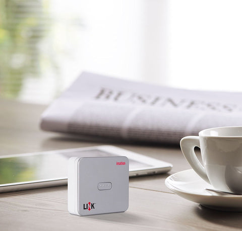 Image of Imation LINK 16GB iOS Power Bank USB Flash Drive-Universal Store London™