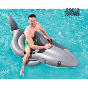 Inflatable pool figure Junior Knows 4403 Shark