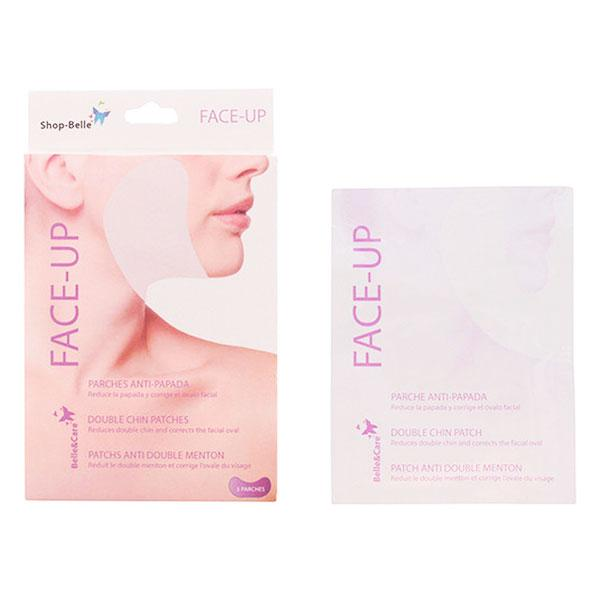 Innoatek - FACE UP double chin patches 3 pz-Universal Store London™