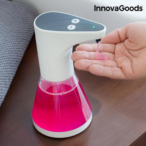 InnovaGoods Automatic Soap Dispenser with Sensor S520-Universal Store London™