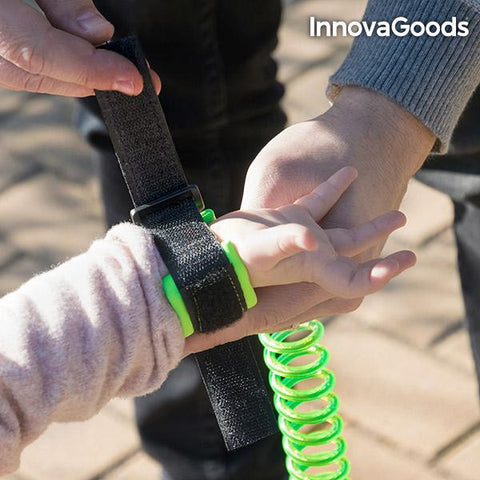 InnovaGoods Bracelet with Security Strap for Children-Universal Store London™