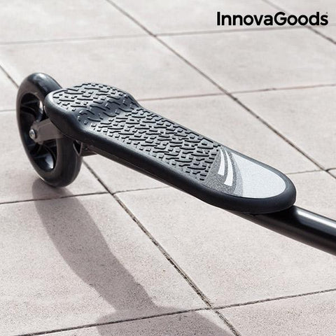 InnovaGoods Folding Scooter (3 Wheels)-Universal Store London™