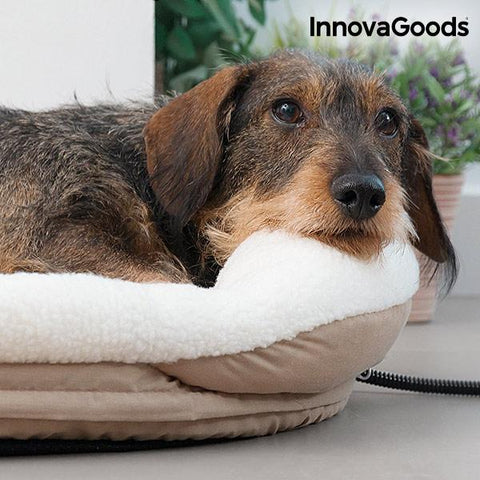 Image of InnovaGoods Heated Pet Bed 18W-Universal Store London™