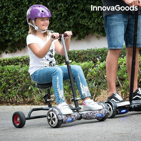 Image of InnovaGoods Hoverbike for the Hoverboard-Universal Store London™