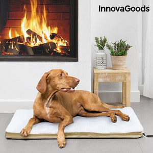 InnovaGoods Large Heated Pet Bed 18W-Universal Store London™