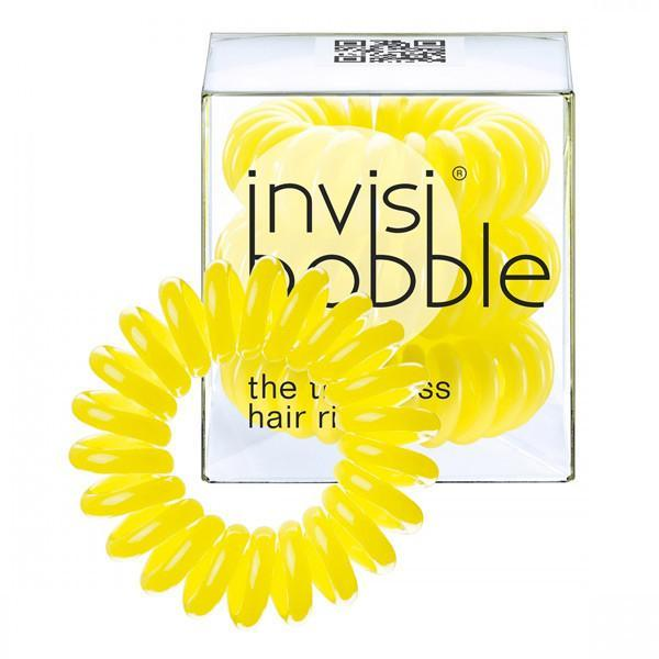 Invisibobble - INVISIBOBBLE yellow 3 pz-Universal Store London™