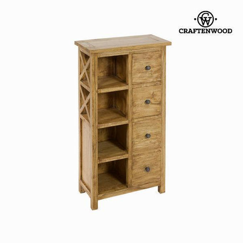 Image of Ios 4 drawers shelf - Village Collection by Craftenwood-Universal Store London™
