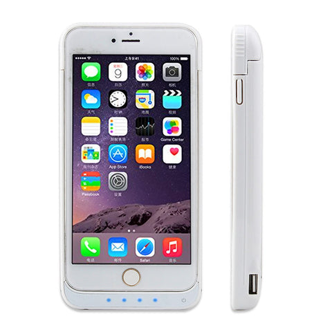 Image of iPhone 6 Plus 8200mAh External Battery Power Case-Universal Store London™