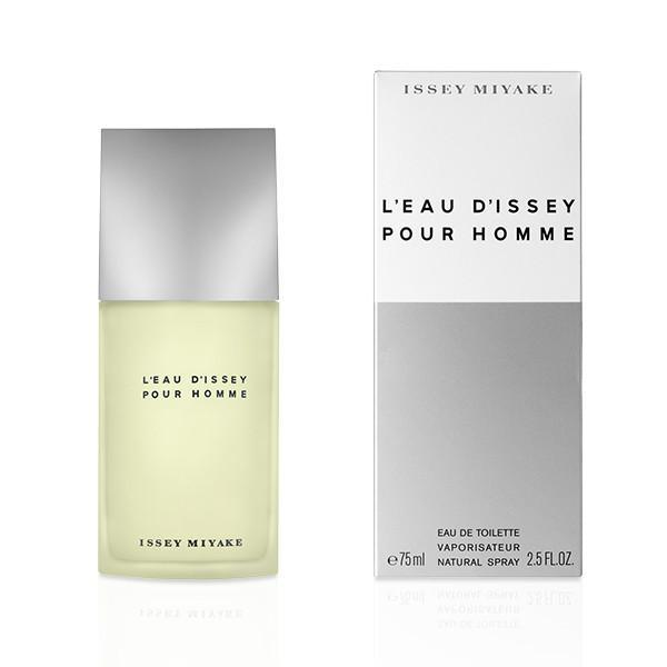 Issey Miyake - L'EAU D'ISSEY HOMME edt vapo 75 ml-Universal Store London™