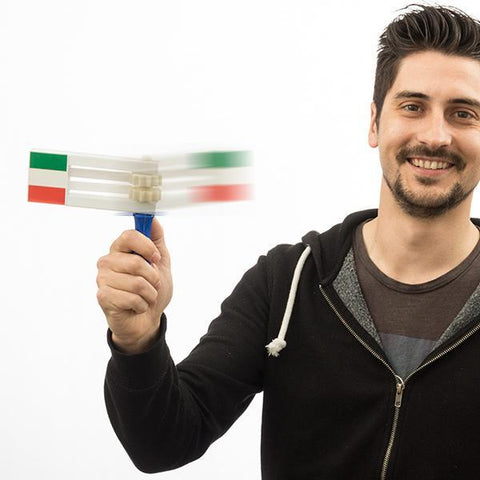 Image of Italian Flag Carraca-Universal Store London™