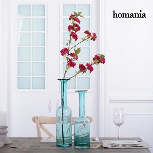 Jarrónde turquoise glass by Homania-Universal Store London™