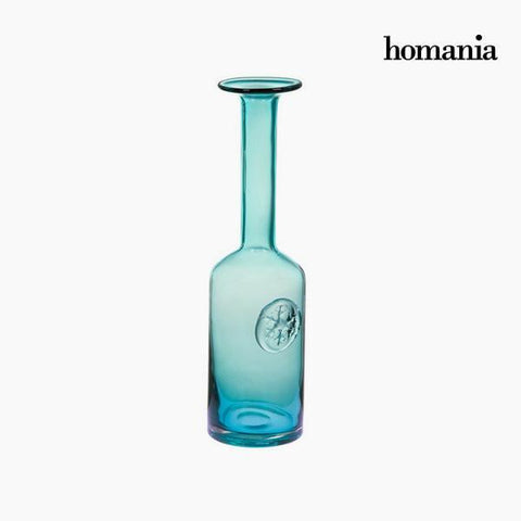 Image of Jarrónde turquoise glass by Homania-Universal Store London™
