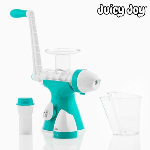 Juicy Joy Juice and Ice Cream Machine with Handle-Universal Store London™