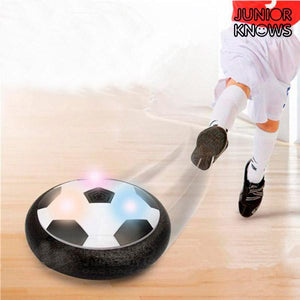 Junior Knows Air Football Set with LED-Universal Store London™