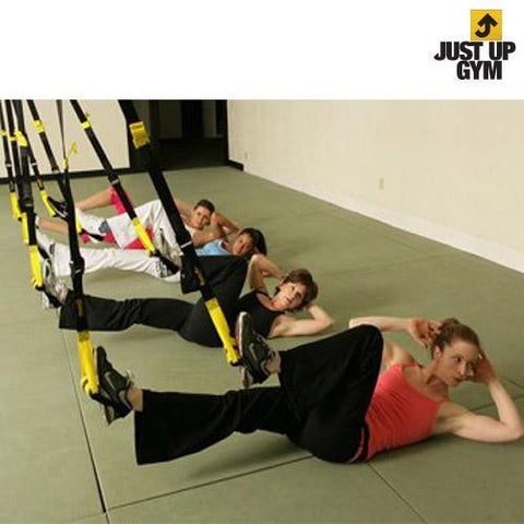 Just Up Gym Chest Expanders for Suspension Training-Universal Store London™