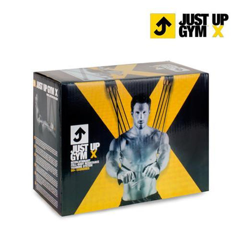 Just Up Gym X Chest Expanders-Universal Store London™